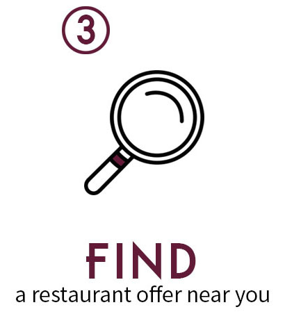 Find a restaurant offer near you