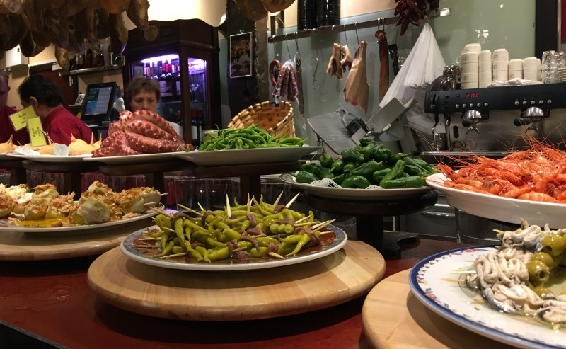 FOODIE FUN IN SAN SEBASTIAN