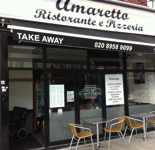 Amaretto (Edgware)
