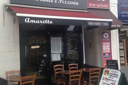 Amaretto Hendon The Restaurant Club