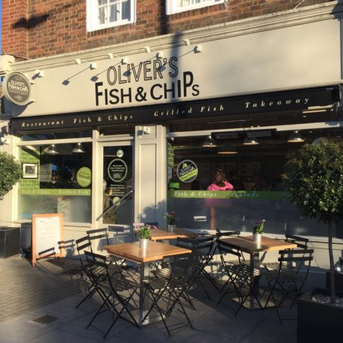 Oliver's Fish & Chips (Whetstone)
