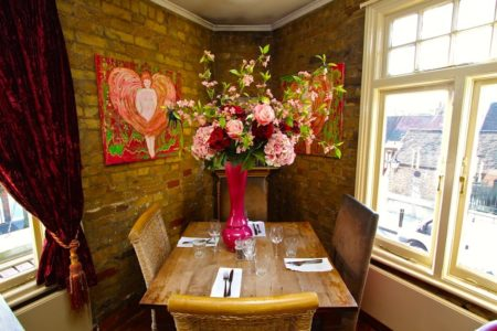 Annies (Chiswick) | The Restaurant Club
