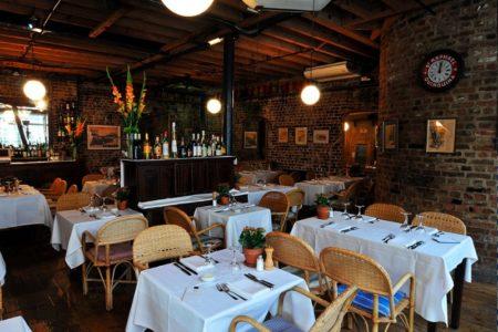 Cafe du Marche | The Restaurant Club