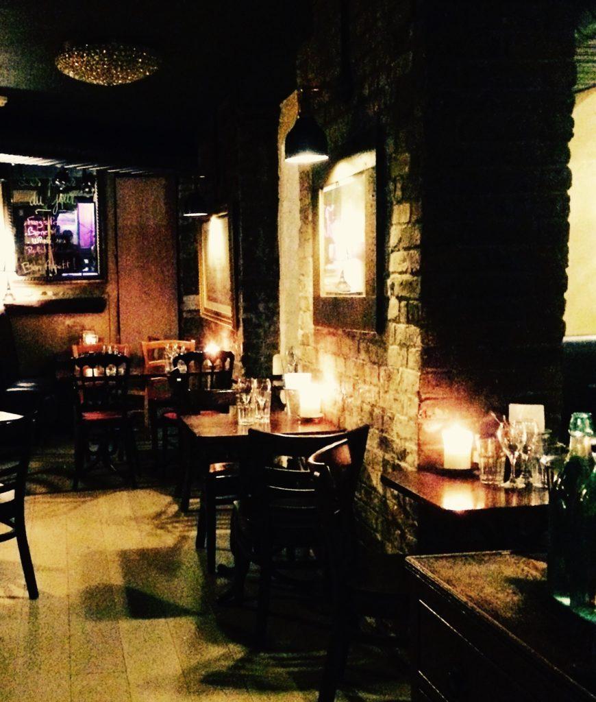 Le Garrick - The Restaurant Club
