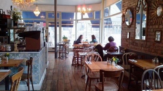 Z Cafe Bar Stoke Newington
