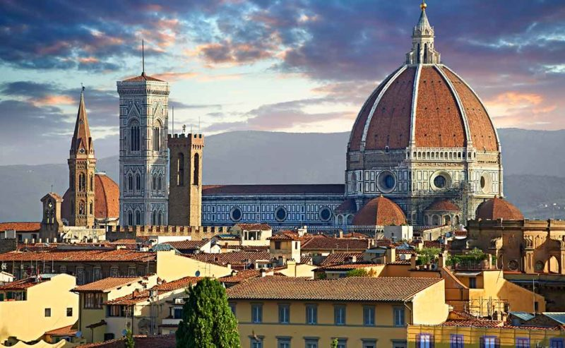 FOUR NIGHTS IN FLORENCE