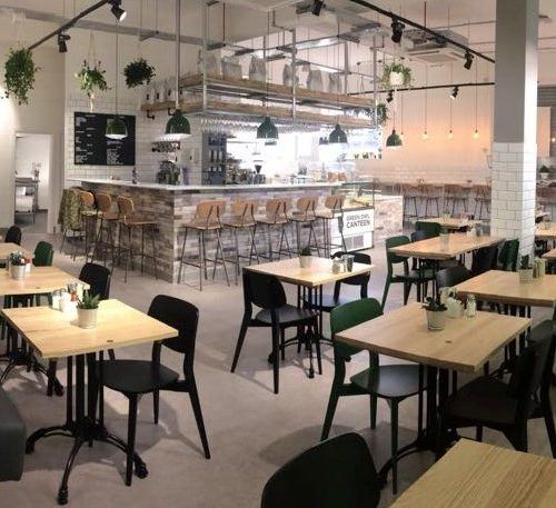 Green Owl Canteen